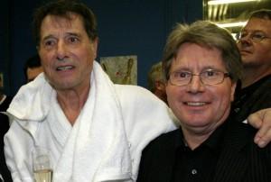 Zwei Seelenverwandte: Udo Jürgens und sein Textdichter Wolfgang Hofer