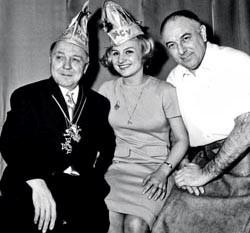 Toni Hämmerle, Margit Sponheimer, Ernst Neger